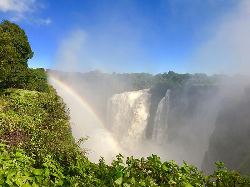 10. Victoria Falls